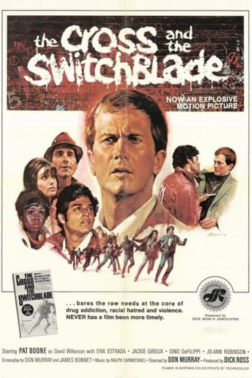 The Cross and the Switchblade (1970) online subtitrat