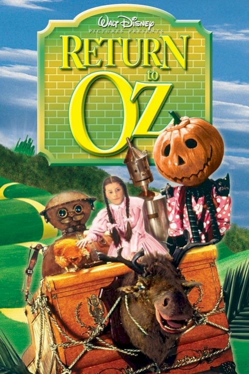 Return to Oz (1985) online subtitrat