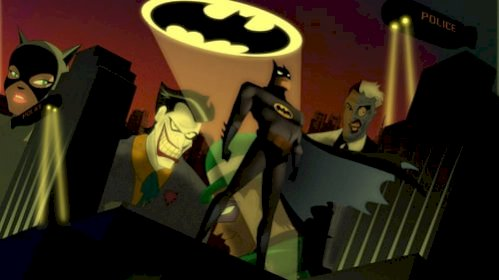 Batman: Seria animată - Batman: The Animated Series (1992) online subtitrat