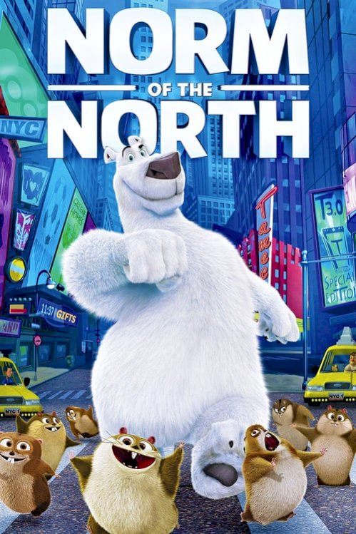 Norm de la Nord - Norm of the North (2016)