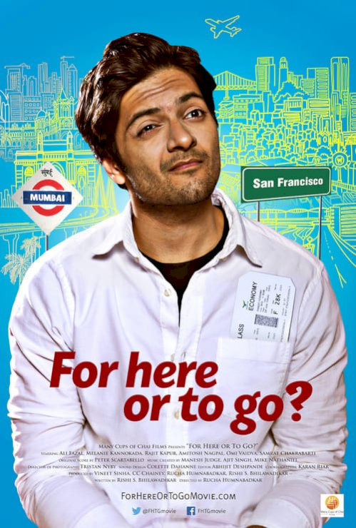 For Here or to Go? (2017) online subtitrat