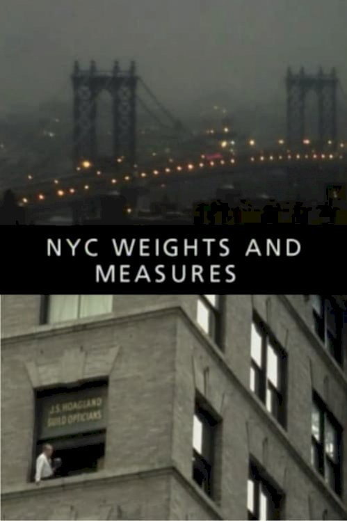 NYC Weights and Measures (2018) online subtitrat