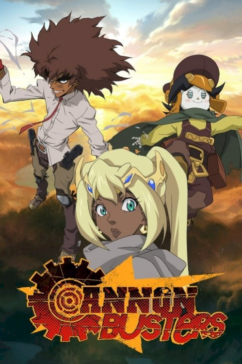 Cannon Busters (2019) online subtitrat